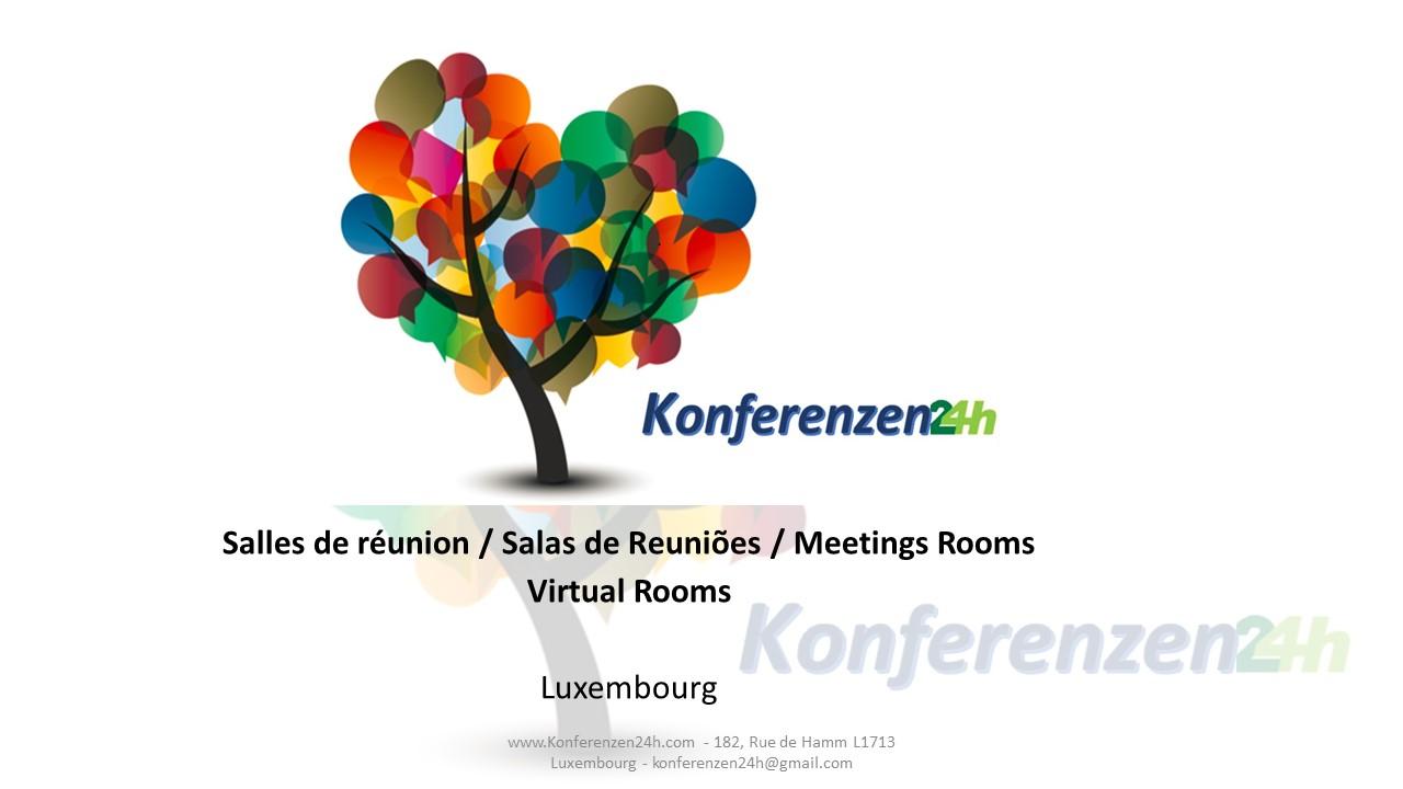 Konferenzen 24h